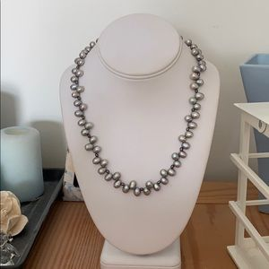 Jewelry - Silver Freshwater Pearl Set
